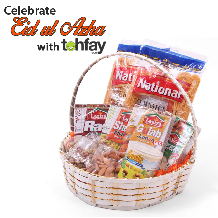 Kheer and Sweets Gift Basket Online Gifts