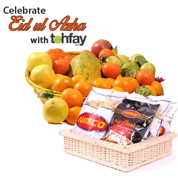 Send Fruits and Nimco online as gifts