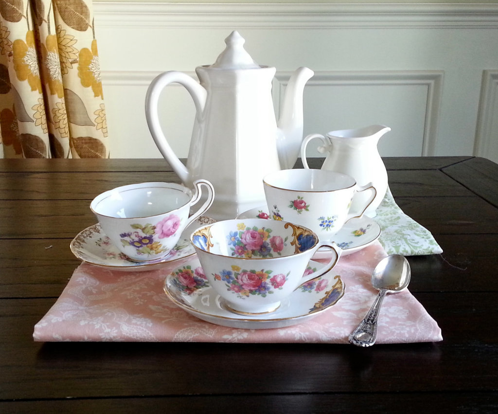Antique-Tea-Set