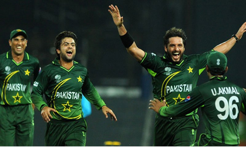 Pakistan-Cricket-Team-playe