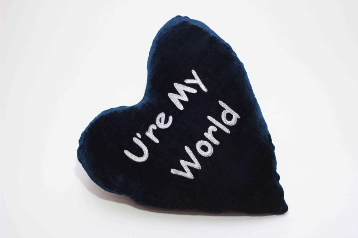 My World Pillow