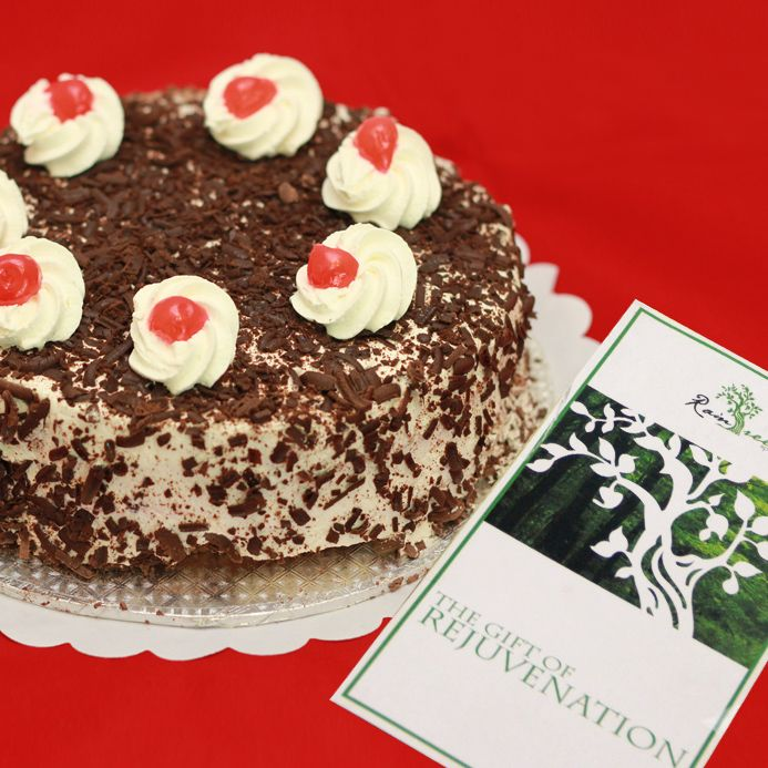 Cake with Voucher
