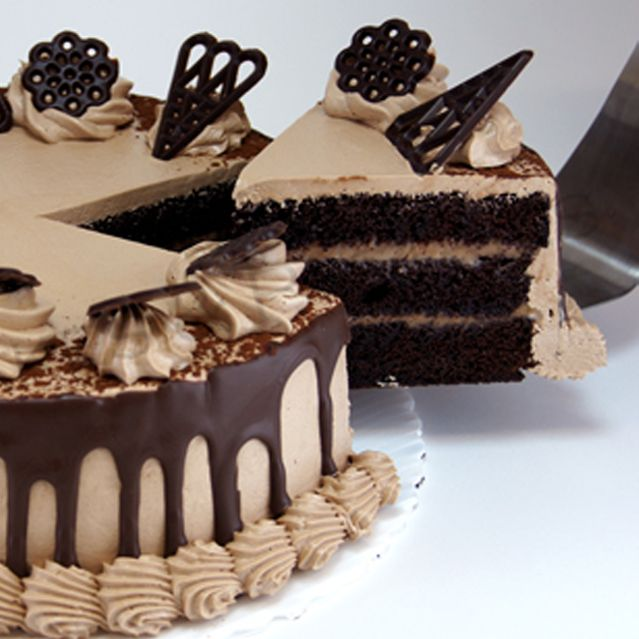 Chocolate Cream Cake From PC Hotel (Peshawar)