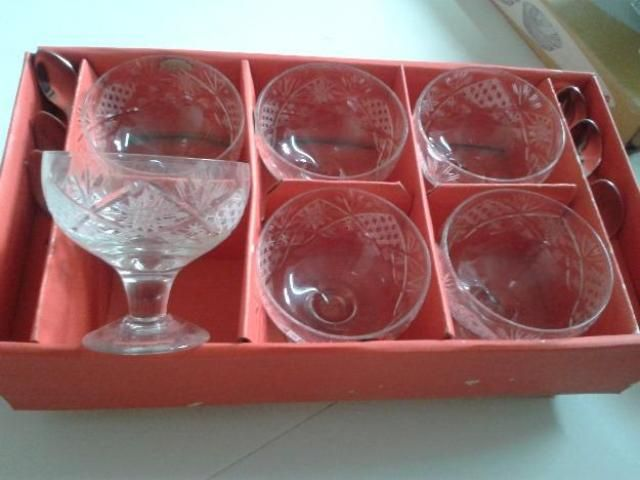 Icecream Bowls Set