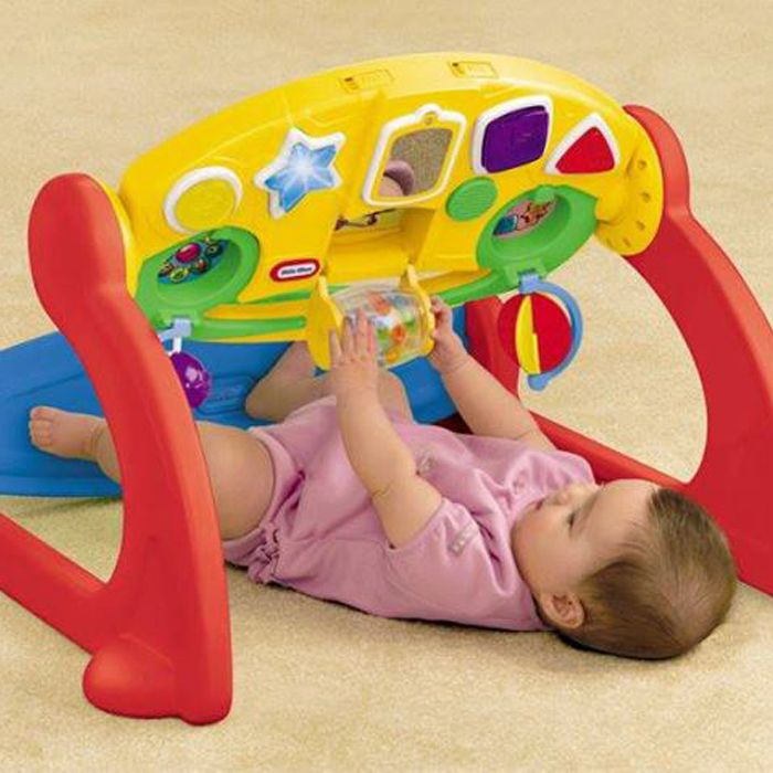 Colorful Play gym for infants