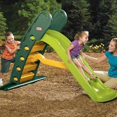 Giant Slide Evergreen