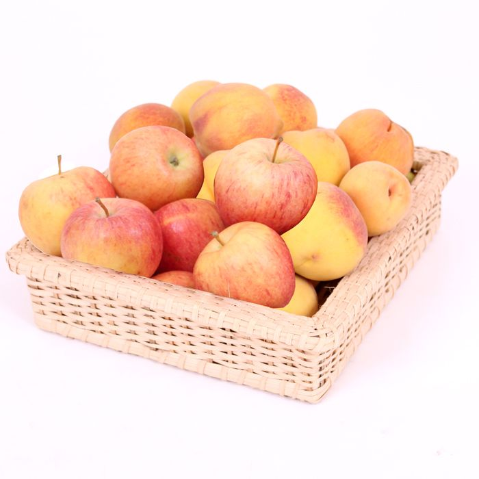 Apples & Peaches Gift Basket