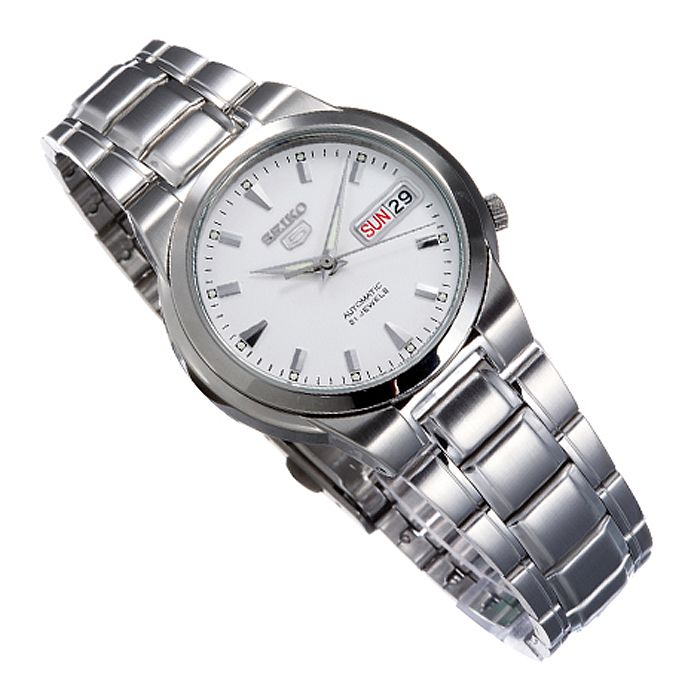 Seiko Stylish Stainless Steel Watch