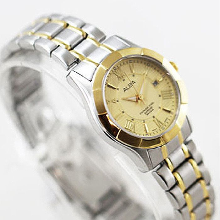 Alba Silver Stainless Steel Watch
