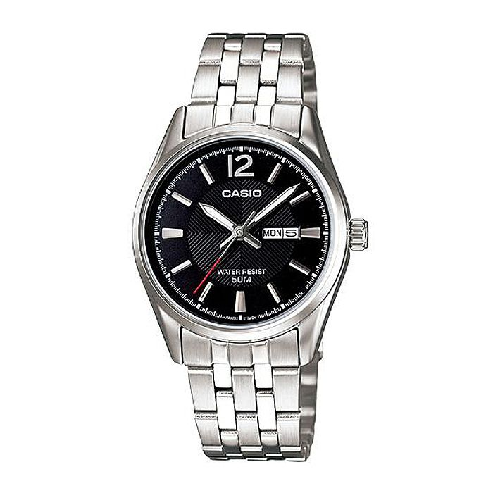 Casio Black Rim Female Watch