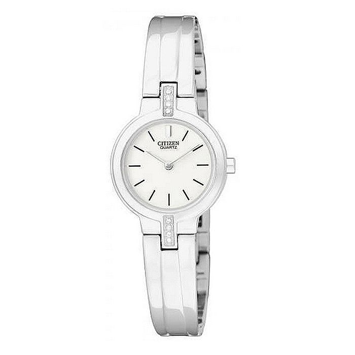 Citizen Slim Stainless Steel Watch