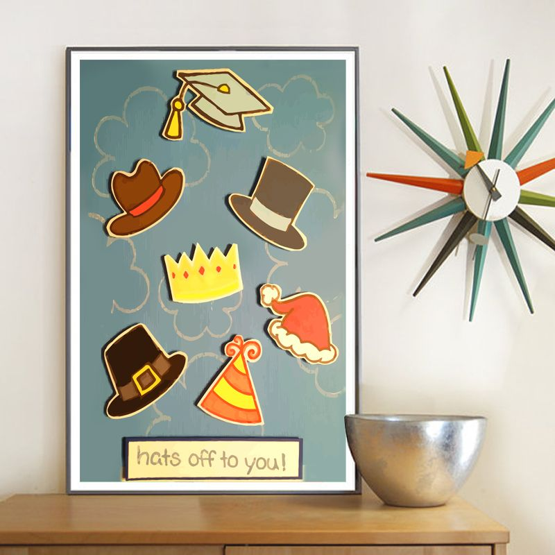 Hats Off To You Poster