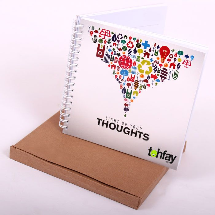Personalized Cover Notebook