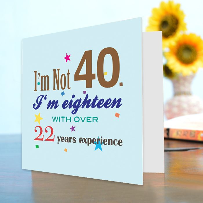 Humorous Birthday Greetings