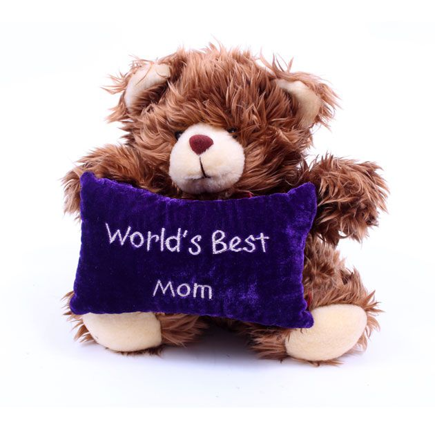 Teddy for World's Best Mom