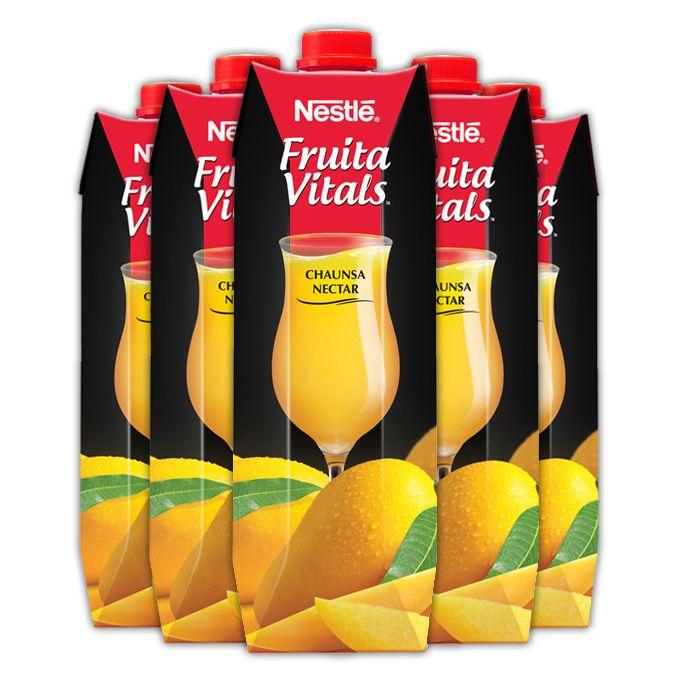 Pack of 6 Nestle Mango Juices
