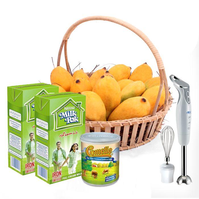 Mango Eats and Treats