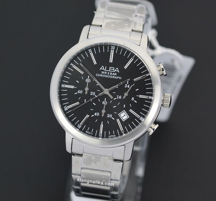 Alba Chronograph Watch