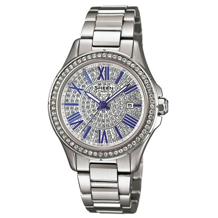 Casio Crystal Watch