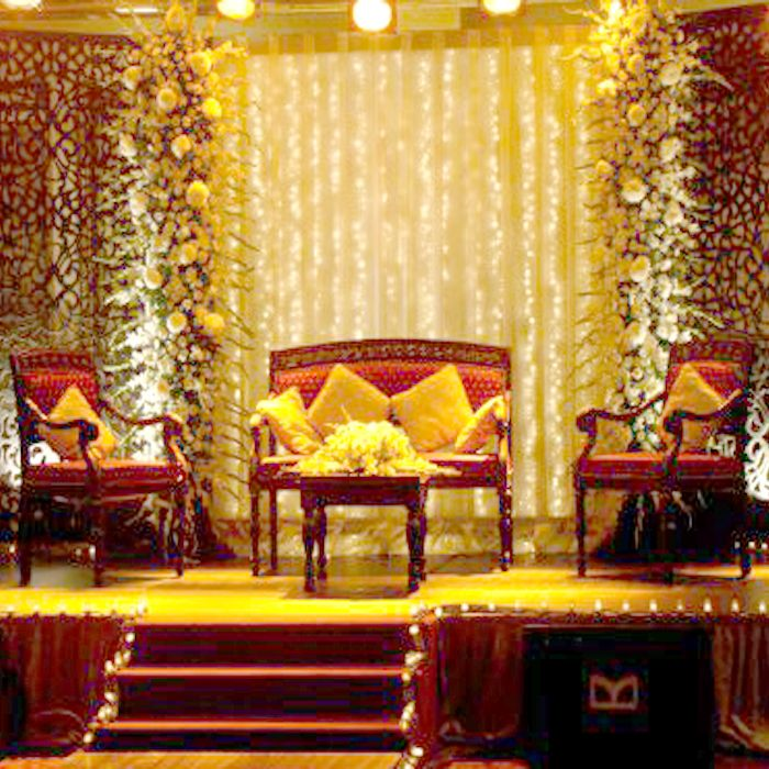 Wedding Stage 3
