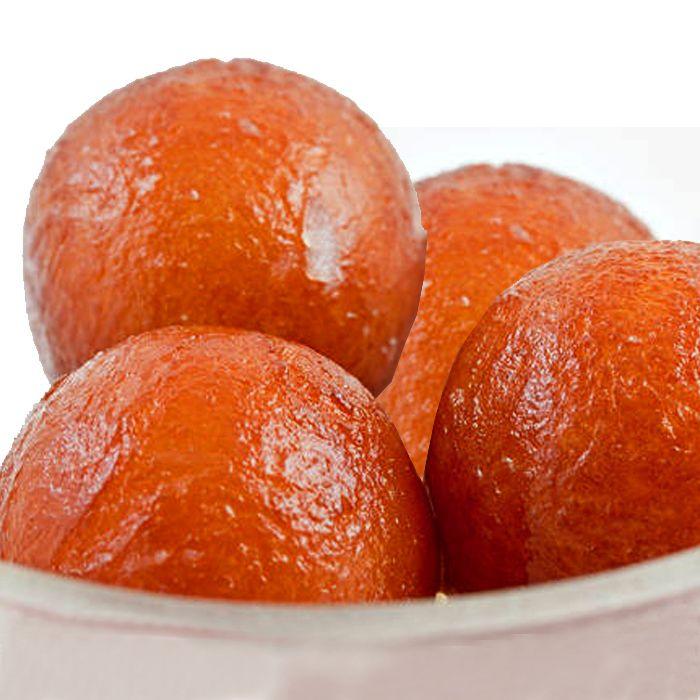 Sugar-Free Gulab Jamun