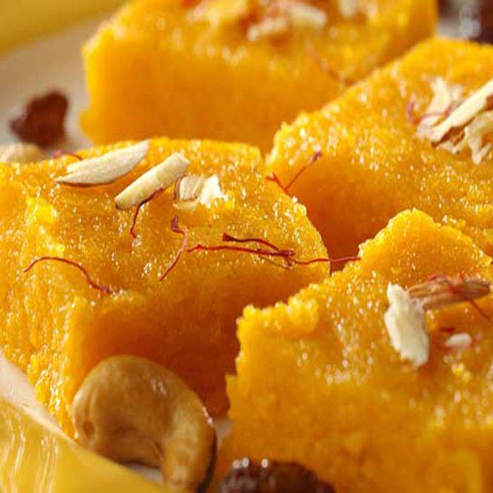 Pineapple Halwa