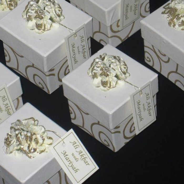 Elegant Favour Box