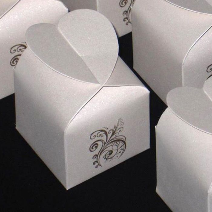 Butterfly Favour Box