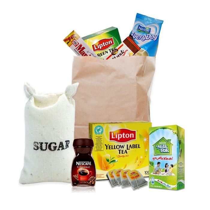 Tea Grocery Bag (Weekly Package)