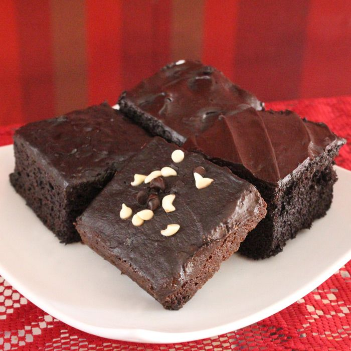 Assorted Chocolate Brownies (6 Pcs)