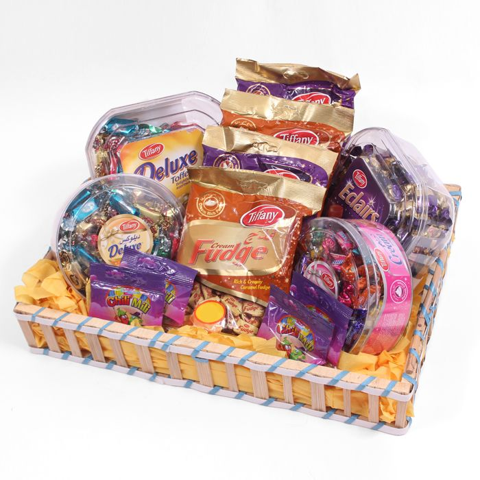 Toffee Lovers Gift Basket