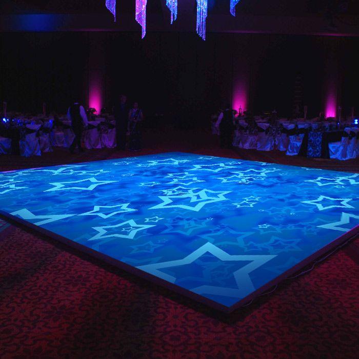 Wedding Dance Floor with Penaflex