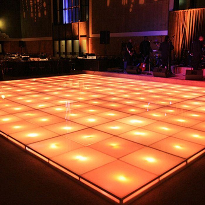 LED Dance Floor (16 x 16 ft)