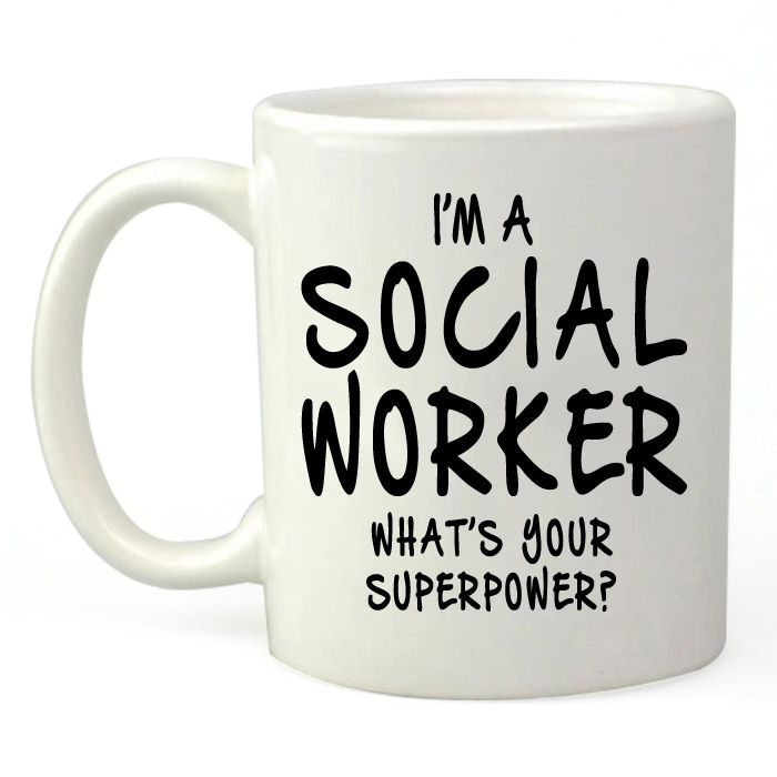 Social Worker with Super Power