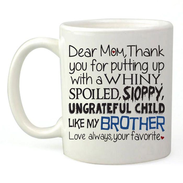 Funny Mug For Mothers