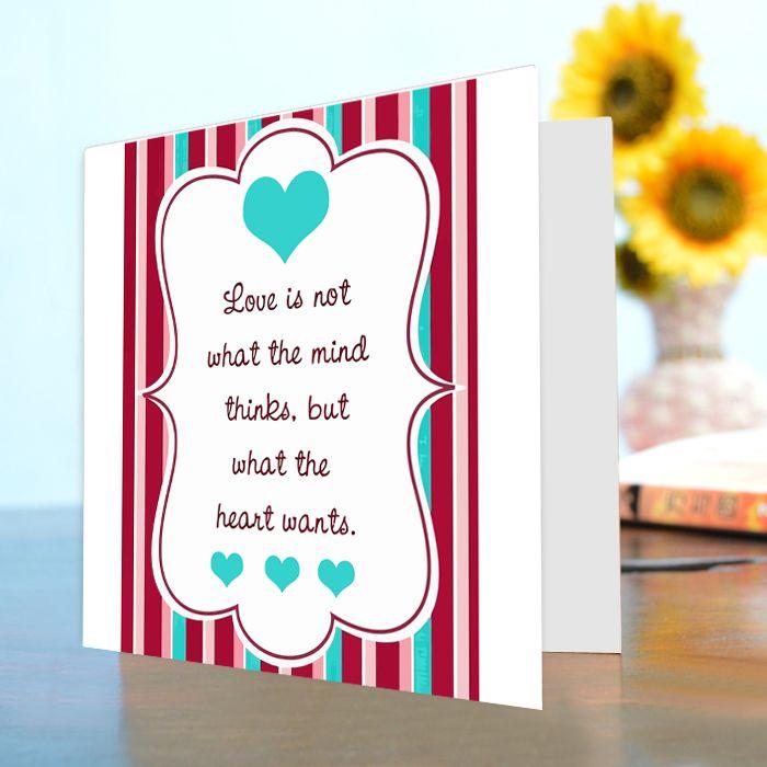 Love Card VI