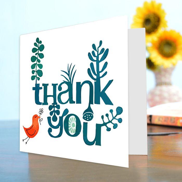 Thank You Card ll