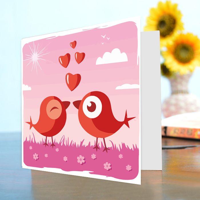 Love Card VII