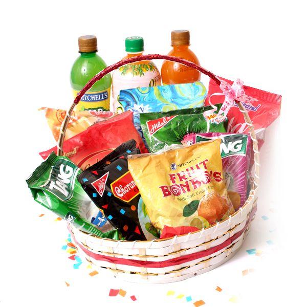 Fruity Fun Gift Basket