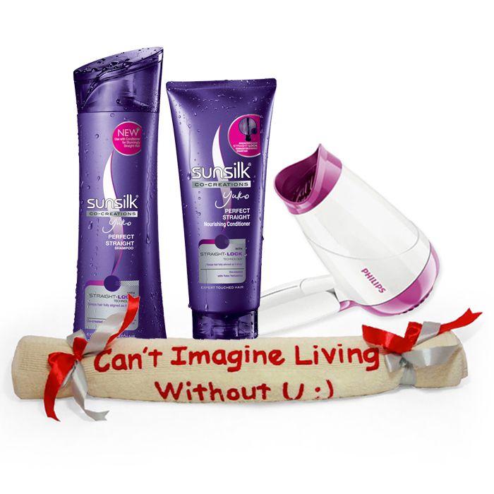 Sunsilk Perfect Straight Gift Box