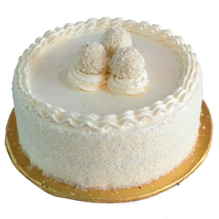2 LBS Raffaello Cake From Hobnob