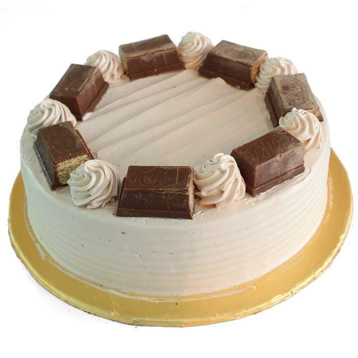 2 LBS Kitkat Cake From Hobnob