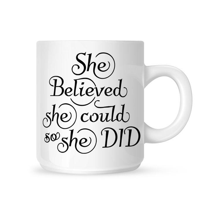 Inspirational Mug for Women