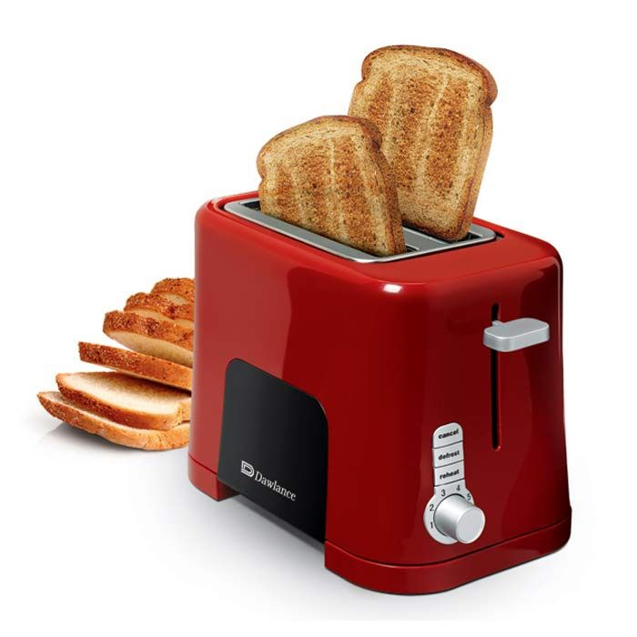 Dawlance Red Toaster