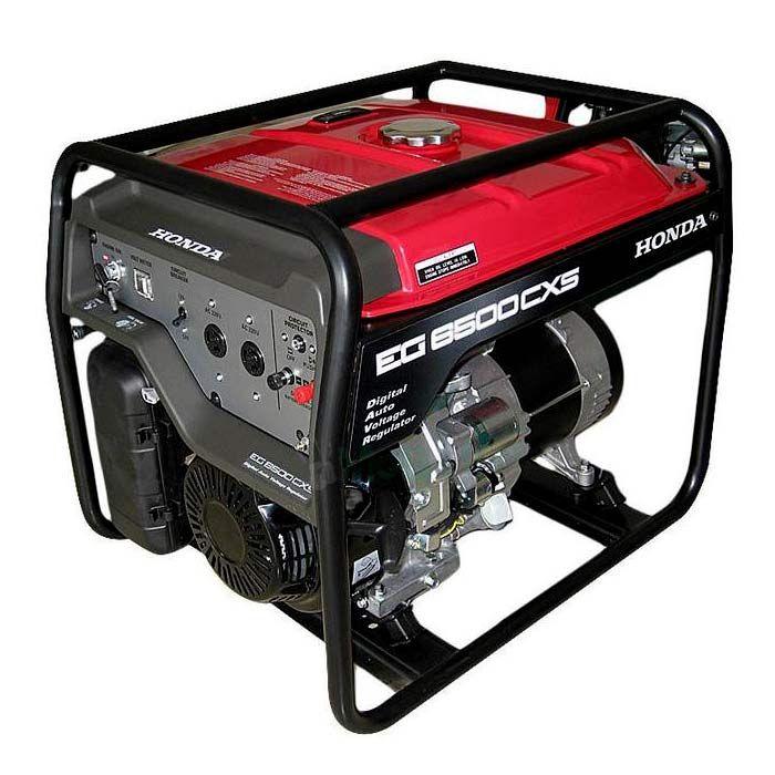 Honda 5 KVA Generator