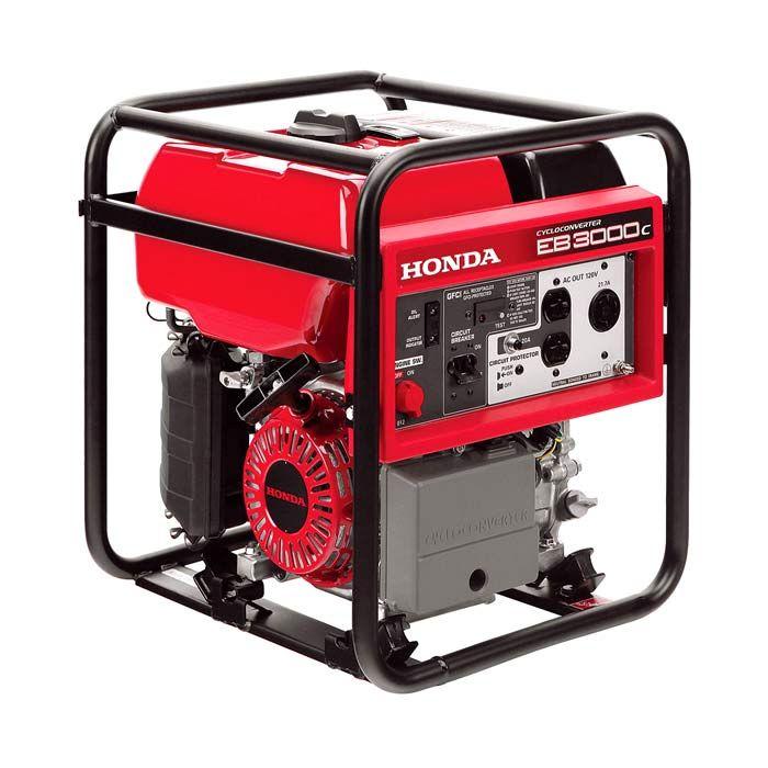 Honda 3.2 KVA Generator