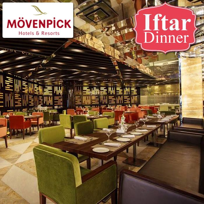 Iftar & Dinner Buffet at Movenpick (Adult)