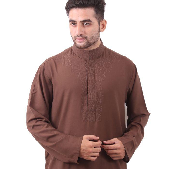 Brown Kurta Shalwar