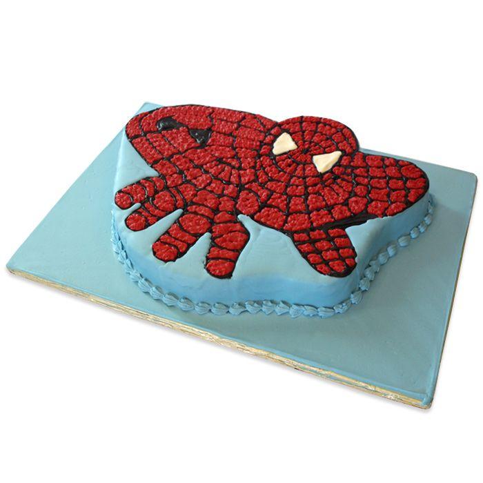 Spidey Cake