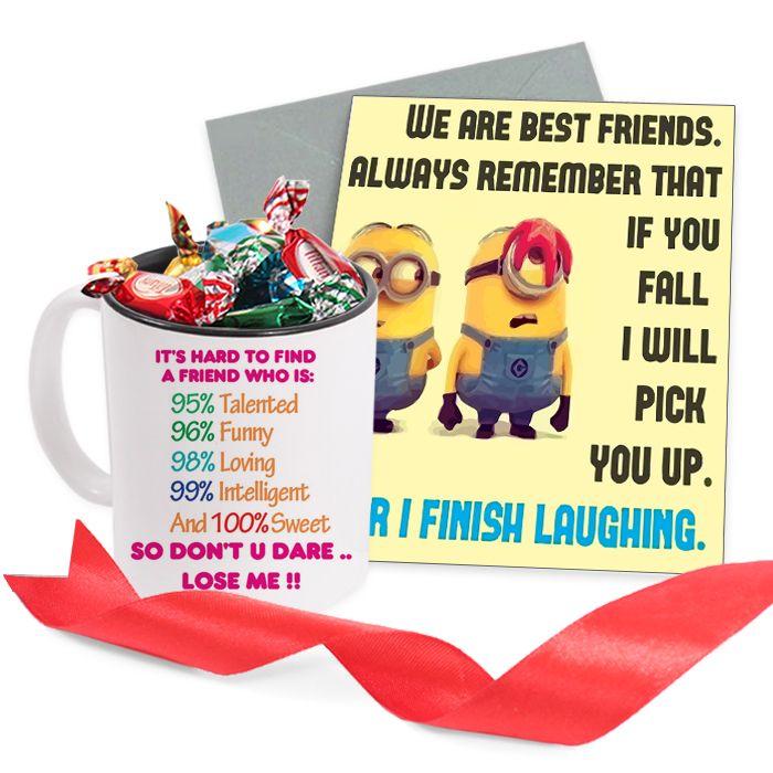 Friends Like Minions